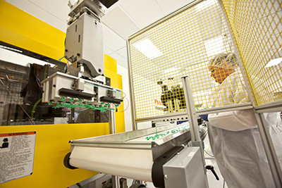 OEE Leads to SMART Solutions at PMC » Plastics Business