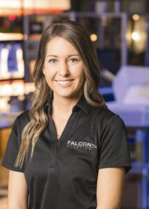 Falcon Plastics' Jenn Barlund