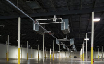 Steinwall - Inside Building
