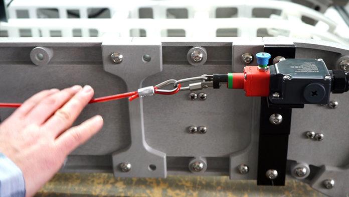 DynaCon Cable e-Stop DynaCon Conveyor