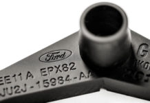 Ford HVAC Lever Arm