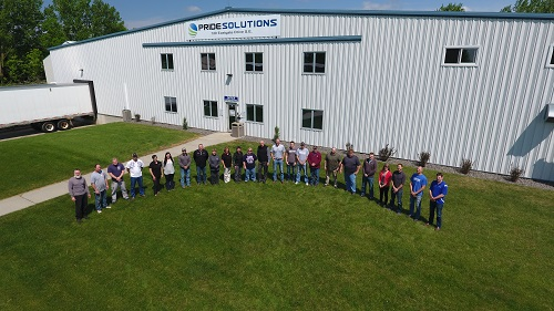 Pride Solutions Staff