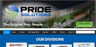 Pride Solutions Website
